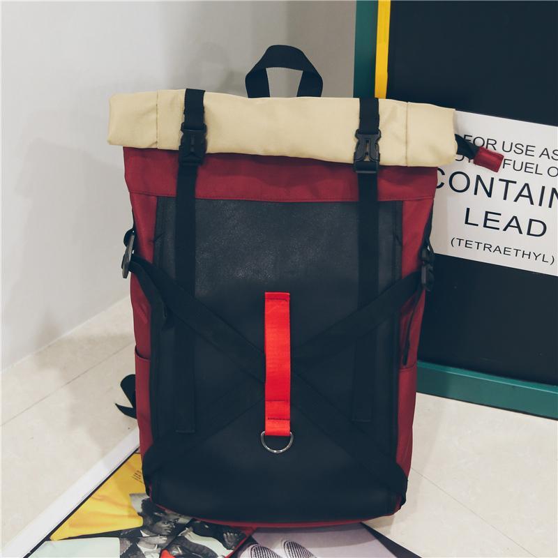 Nouveaux Hommes Femmes Sac à dos Sac à dos imperméable sac à dos pour ordinateur portable Grand sac d'école Bagpack pour le voyage masculin