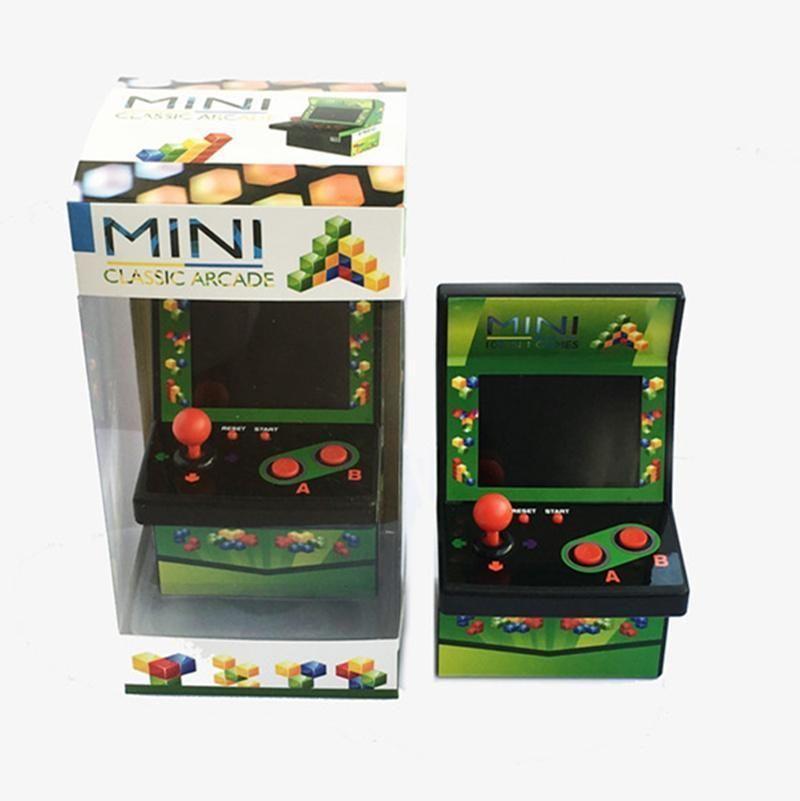 2018 Mini Slot Makineleri Klasik Arcade Harika Oyunlar Can Mağaza 108 Oyun Yenilikçi Oyun Eğlence Etkinliği