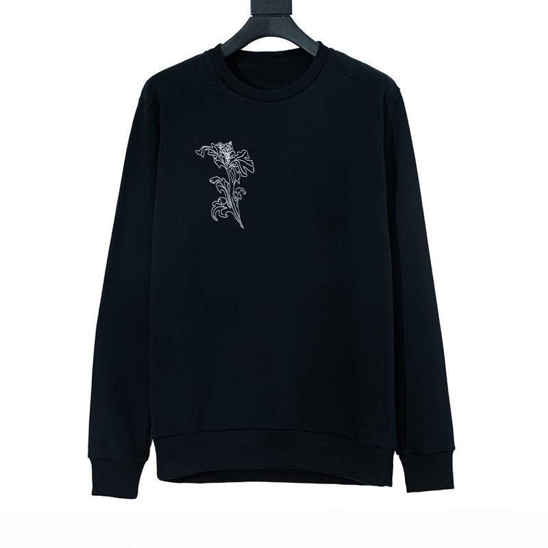 Mode Stylist Frauen Sweatshirt Jacke 2020 Winter Top Qualität Super Soft Sweashirts Männer Frauen Pullover Langarm Hip Hop Sweat Shirt