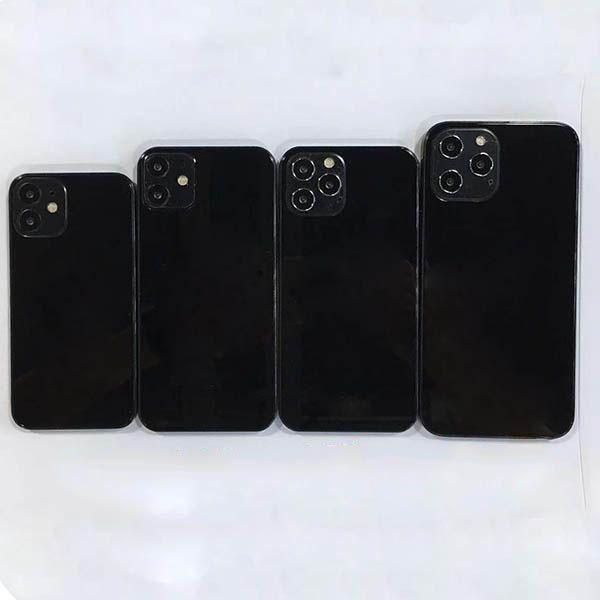 Per Iphone 12 mini 12 12Pro 12Pro MAX 5.4 6.1 6.7 fittizia Stampo per Iphone 12 Dummy Cellulare solo modello per la visualizzazione non-lavoro