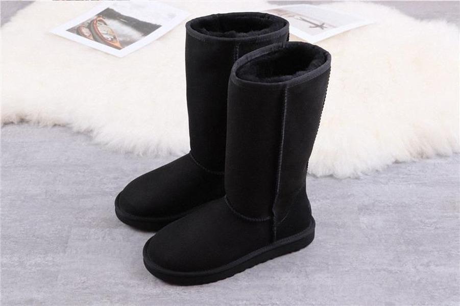 2020 yay-düğüm wgg bayan avustralya klasik uzun boylu yarım sneakersuggs wggs yay kadınlar kız kar kış ayak bileği çizmeler deri ayakkabı 05F6B #