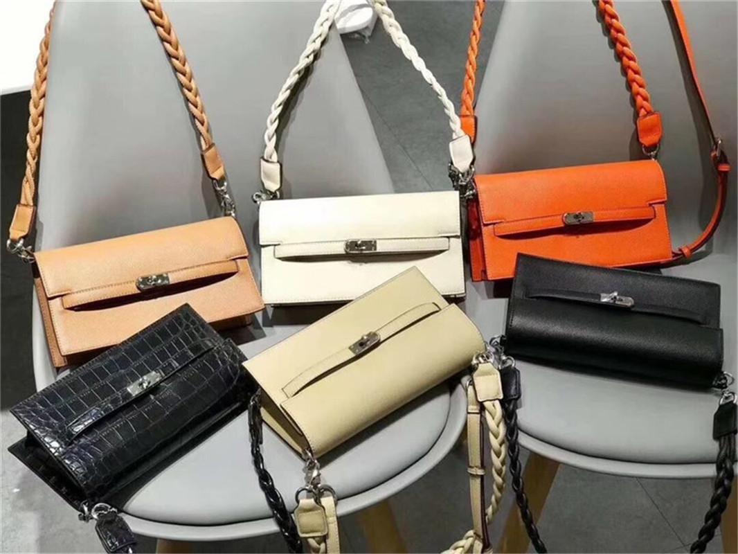Nova marca 2.020 bolsas de grife de luxo genuínos em bolsas de couro mulheres sacos cruz sacos para corpos de moda ombro das mulheres saco do mensageiro do saco da bolsa