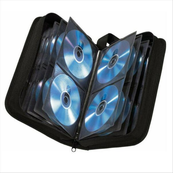 Aufbewahrung Mappe Ray CD Hama Dischi CD DVD Blu Tasche Für 80 Zur Plat Pthcd