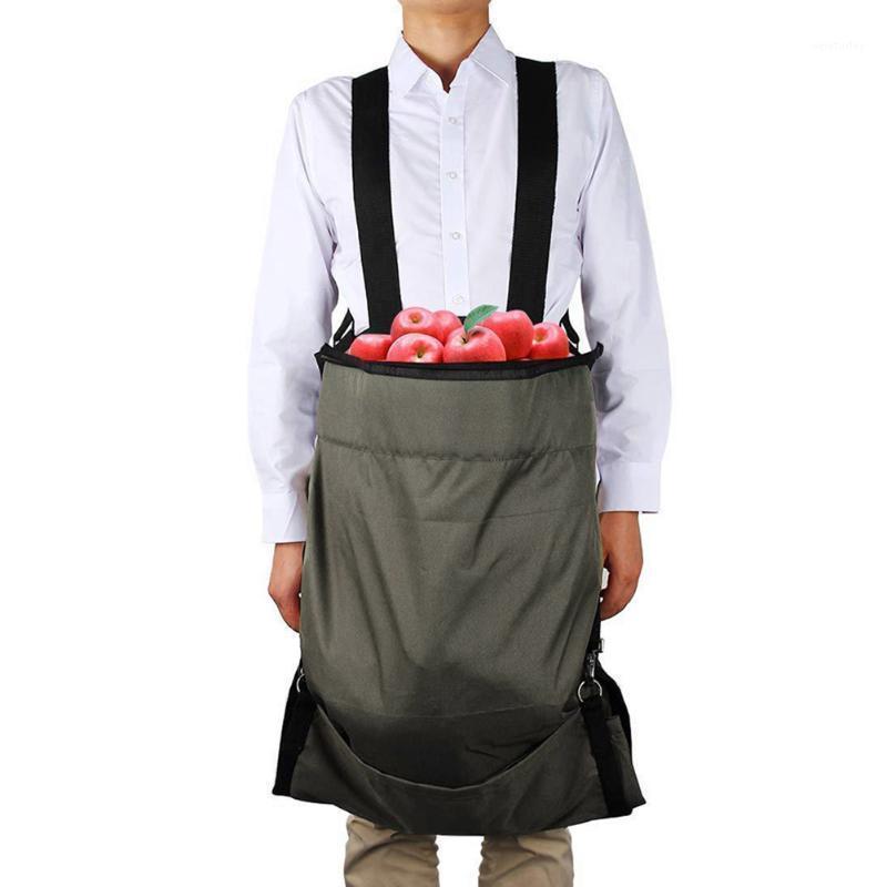 Delantal Fruit Durable Delantal Garden1 Picking Bolsa Vegetal para organizador Picking Storage Fruit Hogar Oxford QSOOV