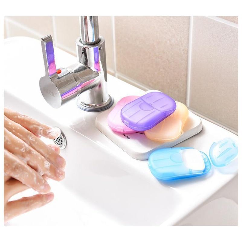 Fabrika fiyatı! 5000 loots tek kullanımlık kutulanmış sabun kağıdı taşınabilir aromaterapi el yıkama banyo seyahat mini sabun bo sqcsfh topscissorss