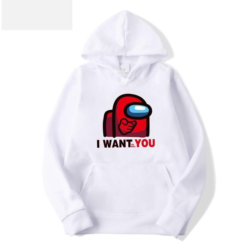 2020 새로운 게임 우리 중 3D 인쇄 까마귀 스웨터 남성 여성 패션 캐주얼 풀오버 하라주쿠 streetwear 대형 후드