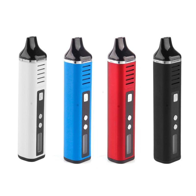 Pathfinder V2 II Dry Herb Herbal Vaporizer Kit 2200mAh Battery 200-428F Variable Temperature Control Electronic Cigarette Vapor Pen Kit