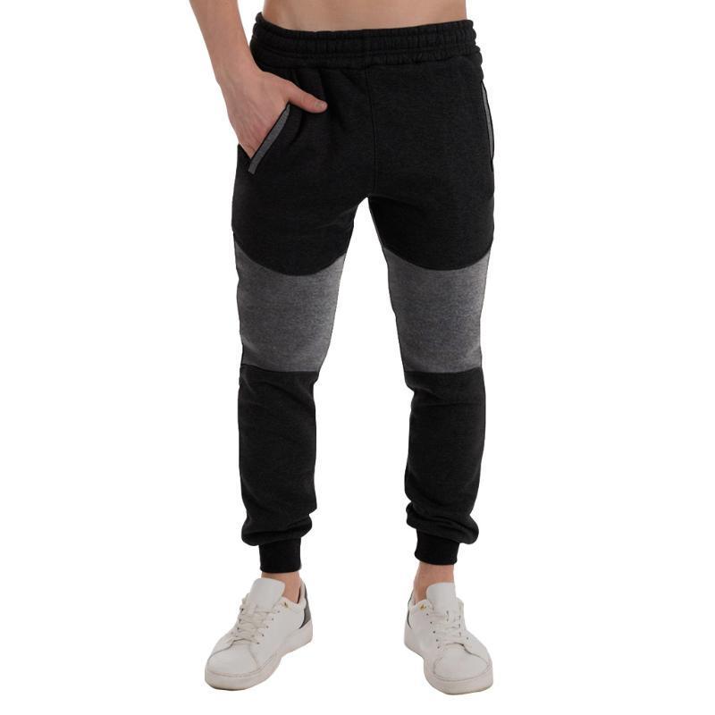 2021 Primavera e Estate Harajuku Casual Man's Pants Man Summer Pocket Patchwork Sportswear Man Moda Pantaloni da jogging per maschio # 4