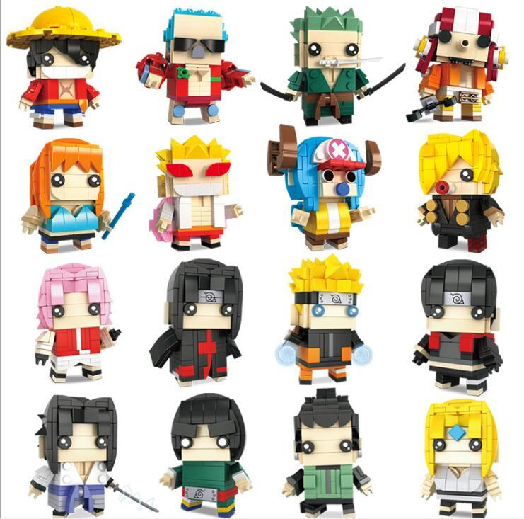16 نمط الرأس ساحة سلسلة minifigure تجميعها بناء كتل صبي DIY الإبداعية لعبة تجميع الأطفال اللبنات minifigure