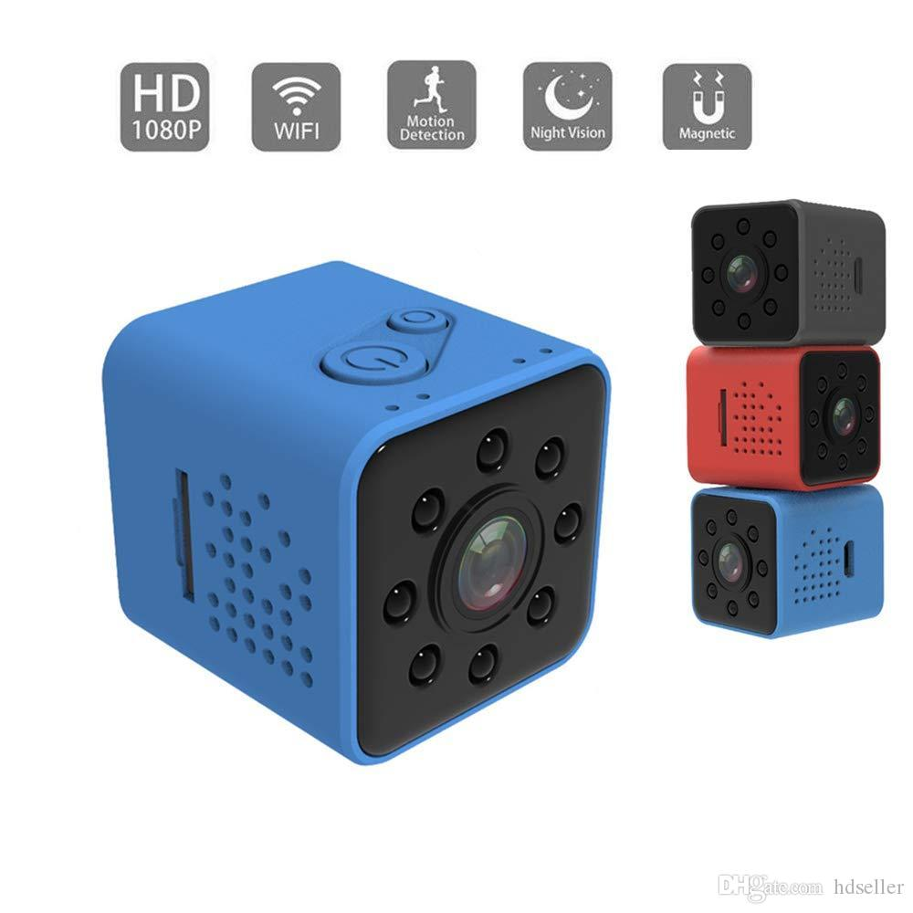 Mini cámara de video WIFI HD 1080P Sensor Nachtsicht Micro Videocámara Motion DVR SQ11 SQ12 SQ13 SQ23 DV Video Kleine Kamera Cam