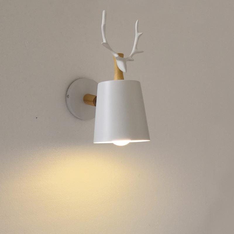 Lamparas de TECHO COLGANTE MODERNA MODERNA WALL WALL APONTES LED CRISTAL AISLE Dormitorio de noche Lámpara de pared de noche