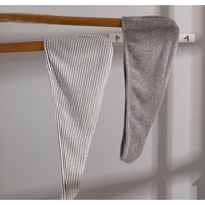Nuova fibra Asciugamano da bagno Ammobiliatore Corallo Assorbimento Asciugatura Asciutta Velluto Capelli per capelli Capelli per la casa Fast Baotou Ispessimento F JLLOCX XCSXF