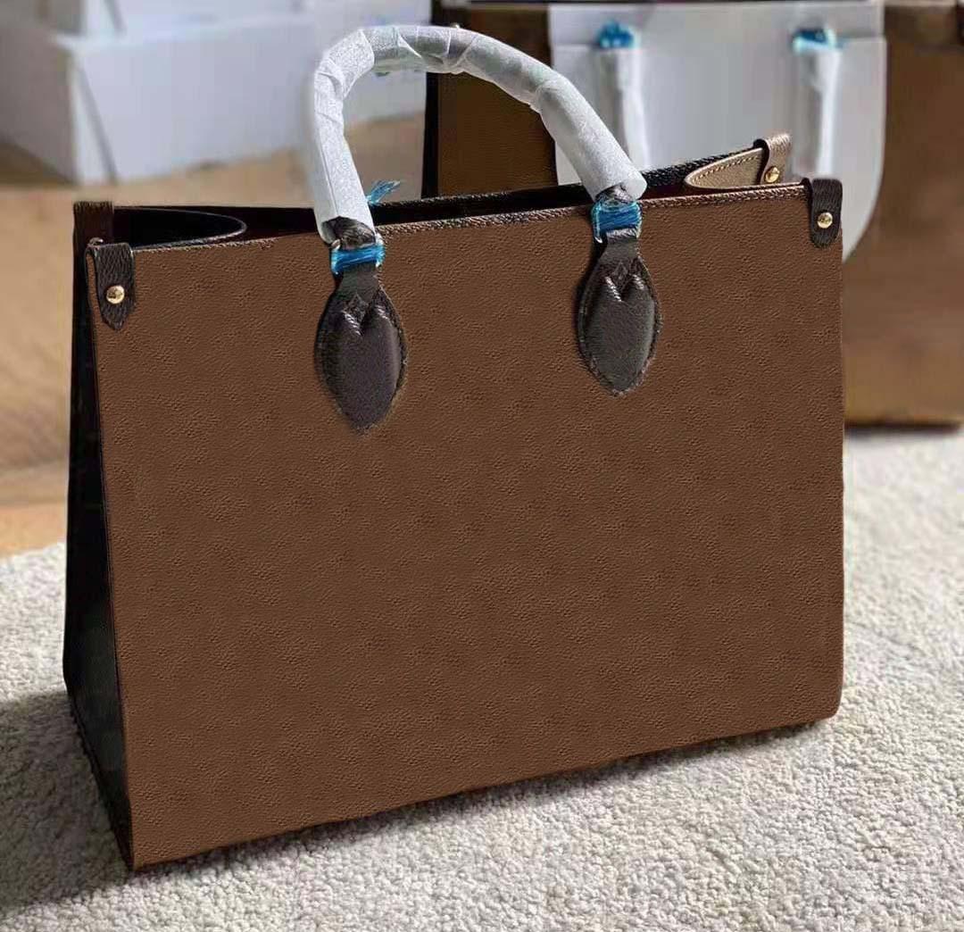 2020 الأزياء الفاخرة العلامة التجارية عالية الجودة أكياس مصمم سعة كبيرة مطبوعة جلدية السيدات حقيبة يد الكتف حقيبة رسول حقيبة رسول حقيبة
