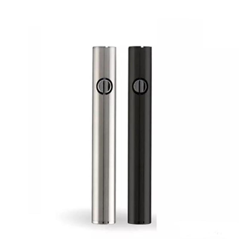 Einweg-Vape-Batterie Vorheizen Max 510 Thread Vape Pen Batterie E Zigaretten Vape Kits 380mAh Einstellbare Spannungsverdampfer Pen Batterie