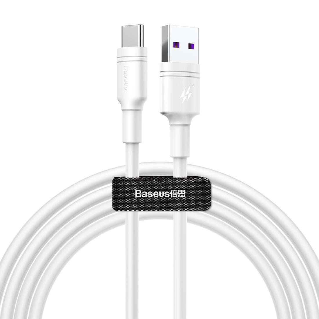 Baseus CATSH-5A USB à C02 USB-C Type-C Double boucle rapide de charge Longueur du câble Câble 2 m