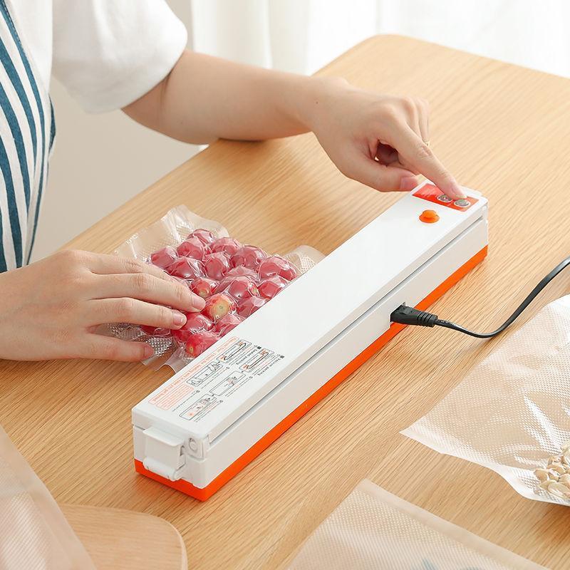 Вакуумные Sealer Упаковочная машина Свежее длительного хранения Вакуумная Bagsincluding Вакуумное Пакер можно использовать для вкладчика