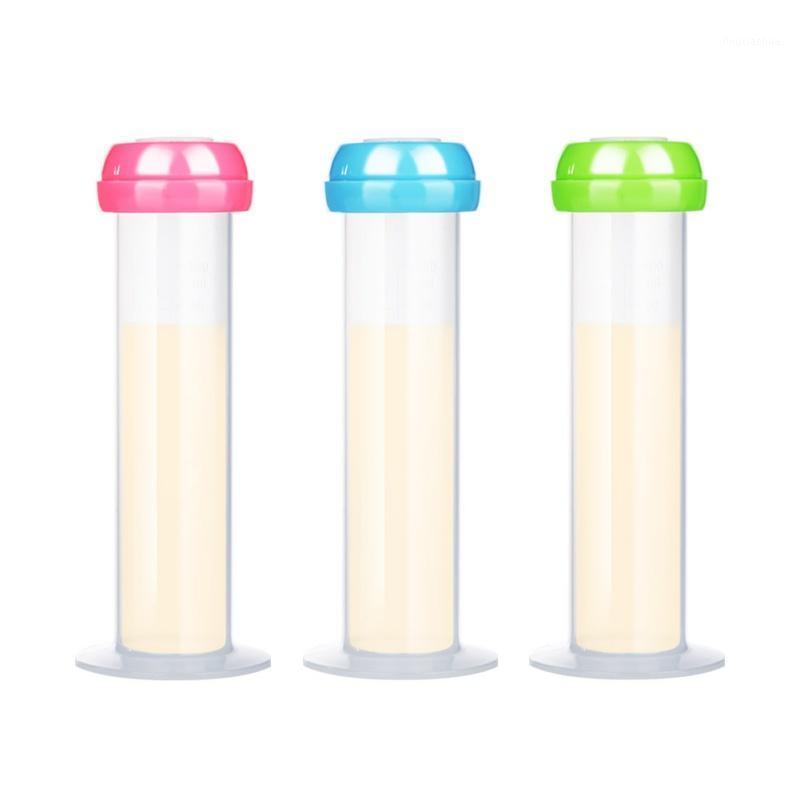 모독성 유방 우유 저장 병 표준 구경은 표준 유방 펌프 100ml1에 연결할 수 있습니다.