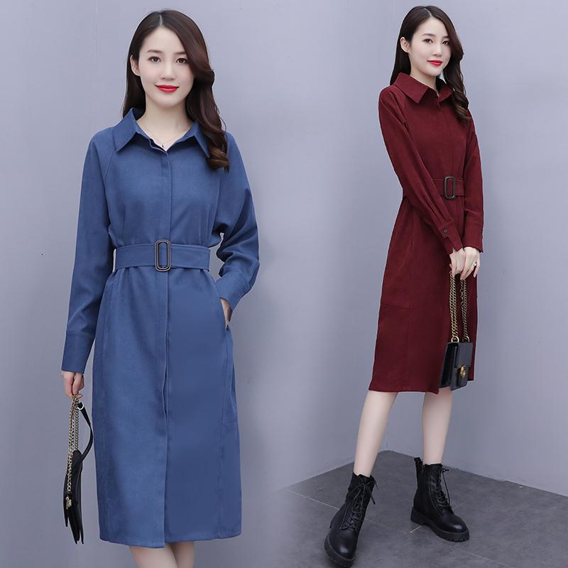 Langarmshirt von Frauen plus Größe gekleidet Casual Skinny Pullover Lose Damen Pullover Dress Up QVS3