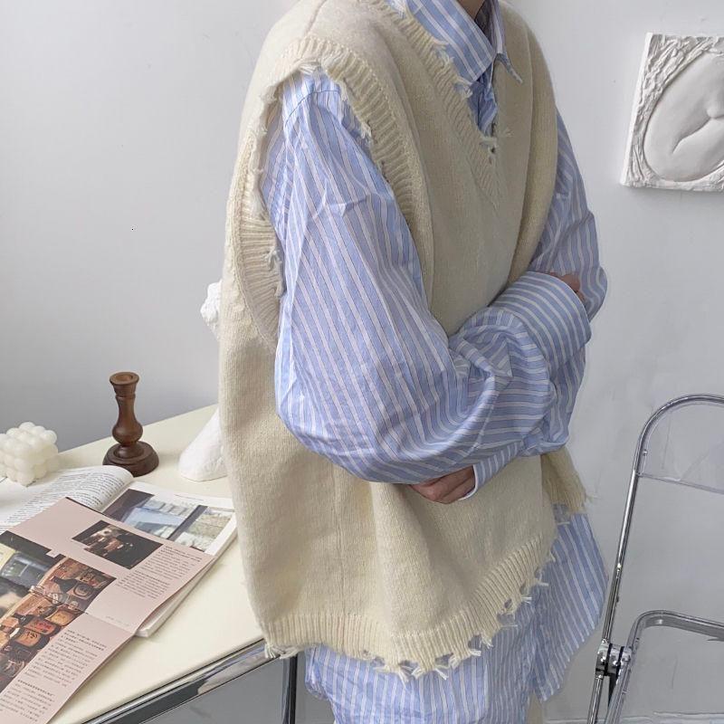 Suéter dos homens 2020 Outono Inverno Novo Slim Cor Sólida de malha mangas camisola casual moda casual juventude desgaste