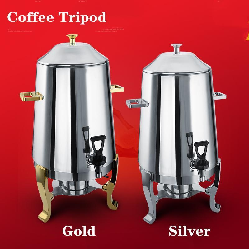 кофе контейнер с кран из нержавеющей стали, кофе / / напитка / молока dipenser с кран-буфет ресторан обслуживание 8L