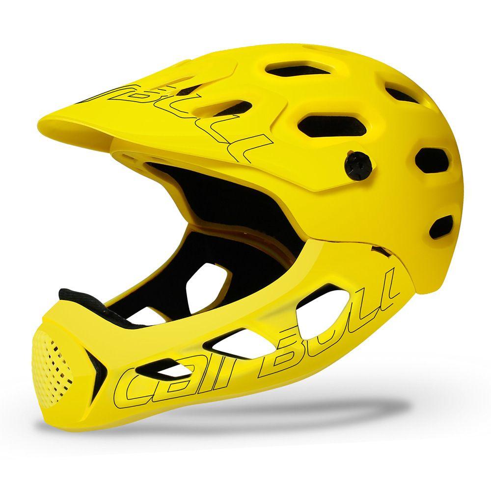 Cairbull Allcross Mountain Cross Bike Full Helm Extreme Sport Safety Helm DGAD002