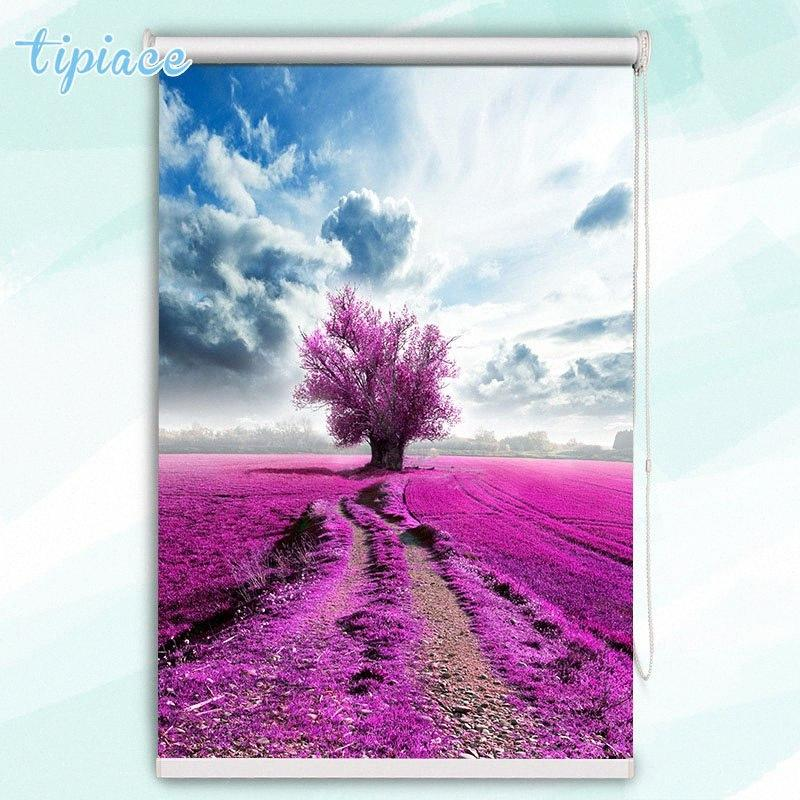 Hd Digital Printing Roller Blinds for Living Room Bedroom Half Shade All Shade Fabric Provide Pictures Logos DIY Custom E8L3#
