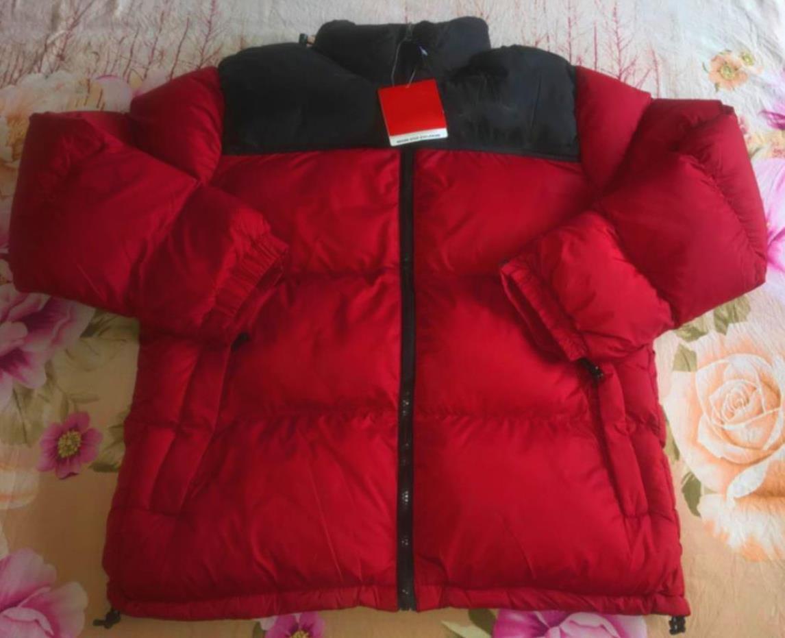 New Winter Men's North Down Piumino all'aperto Giacca sottile e leggera ESTERNO DOWN SLIM Sport Cappotto M-XXL