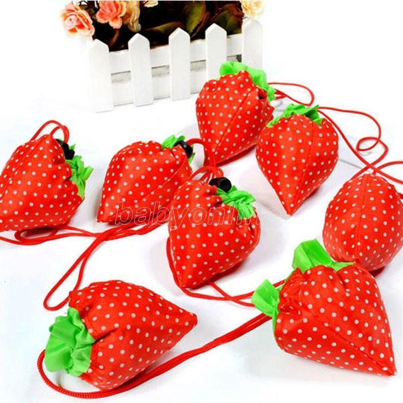 Sac à main de rangement Sacs à main à la main Pine ananas Pliable Shopping Sacs réutilisables pliants en nylon grand sac couleur aléatoire