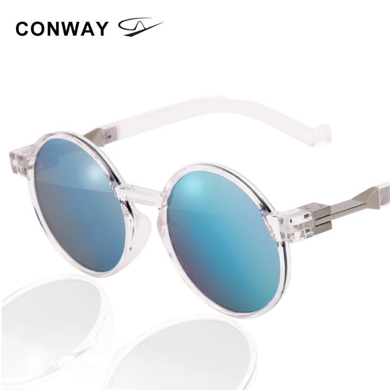Conway Oculos Sunglasses Mulheres Scarpe Uomo Sonnenbrille Sol Gafas de Sol Mujer de Marca Anteojos Sol