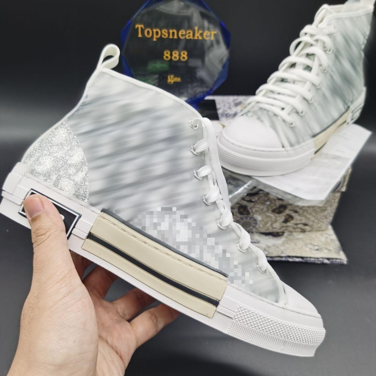 Classic Canvas Man Scarpe da uomo Sneaker Donne Casual Fashion Pelle Lace Up White Donne Design Scarpe