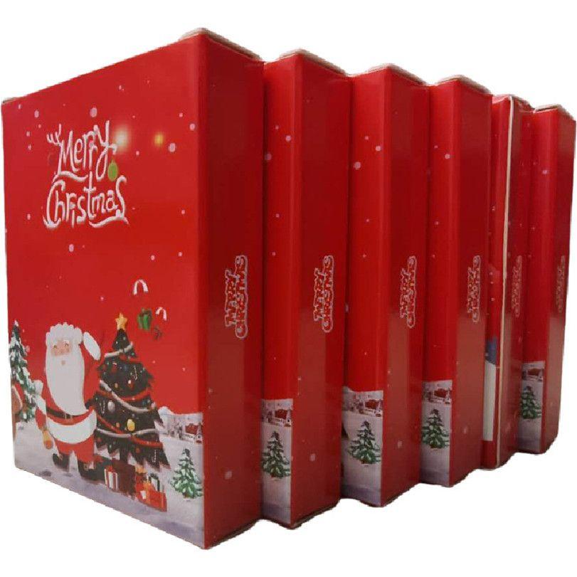 2021 Новогодние украшения коробки пакет выживания Карантин Семья 1 2 3 4 5 Сувенирная партия подарков Рождественские украшения обновления Box E101206