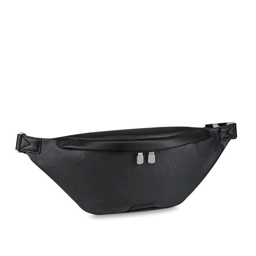 Da cintura Bag Bumbag Mens Belt Bag Fannypack Bandoleira bolsas Messenger Bag Men Leather Clutch Handbag Moda Carteira Fannypack 44336 20037