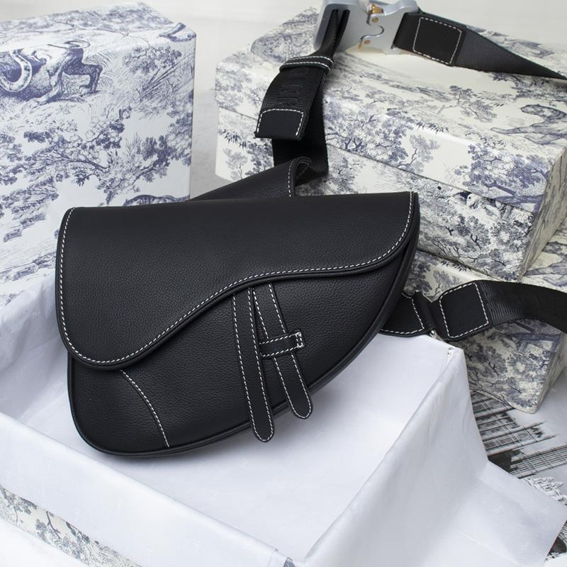 Crossbody Calfskin Taschen Männer Handtaschen Designer Taschen Satteltaschen Galaxie Frauen Schwarz Luxurys Tasche Frauen Schrägsender Schulter Leder mit Box Rbwe