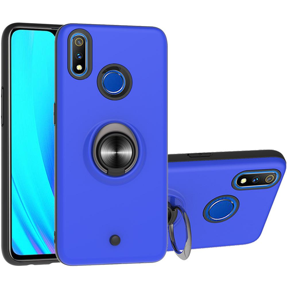 com suporte de 360 graus de rotação de descompressão Gyro telefone para OPPO A1K reyno 3 3i C2 5 Q Pro Lite Reno 2Z 2F 2 da tampa do caso