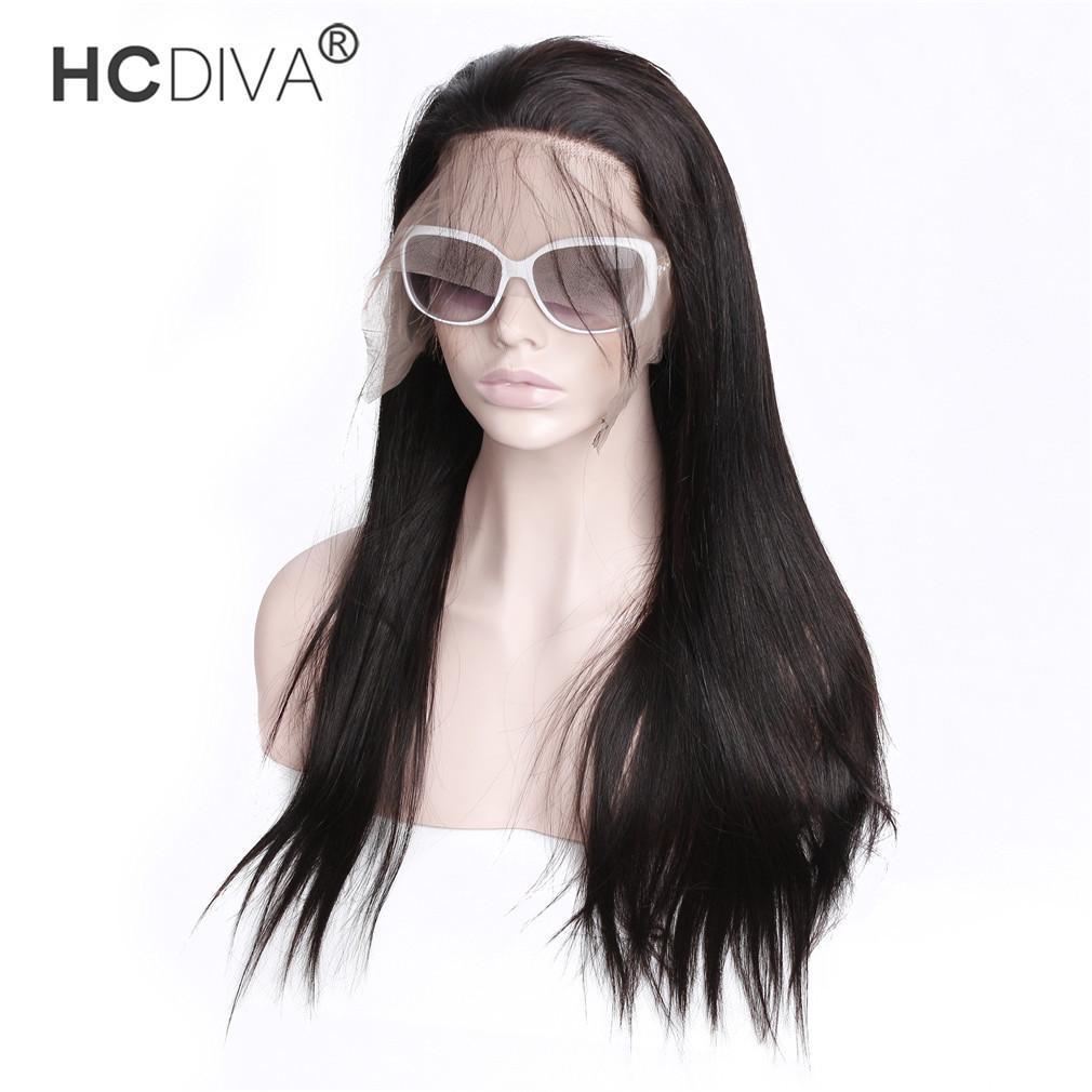 13 * 4 الرباط الجبهة الباروكات الإنسان الشعر العذراء البرازيلي الشعر مستقيم الأوسط الجزء الرباط أمامي الباروكات للنساء السود لكل التقطه 150٪ الكثافة