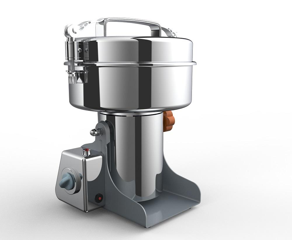 Piccolo Horus Powder Grinder Electric Coffee Chicker Erbs Chilli Medicinal Food Cucina Cucina Auto Grinder Machine