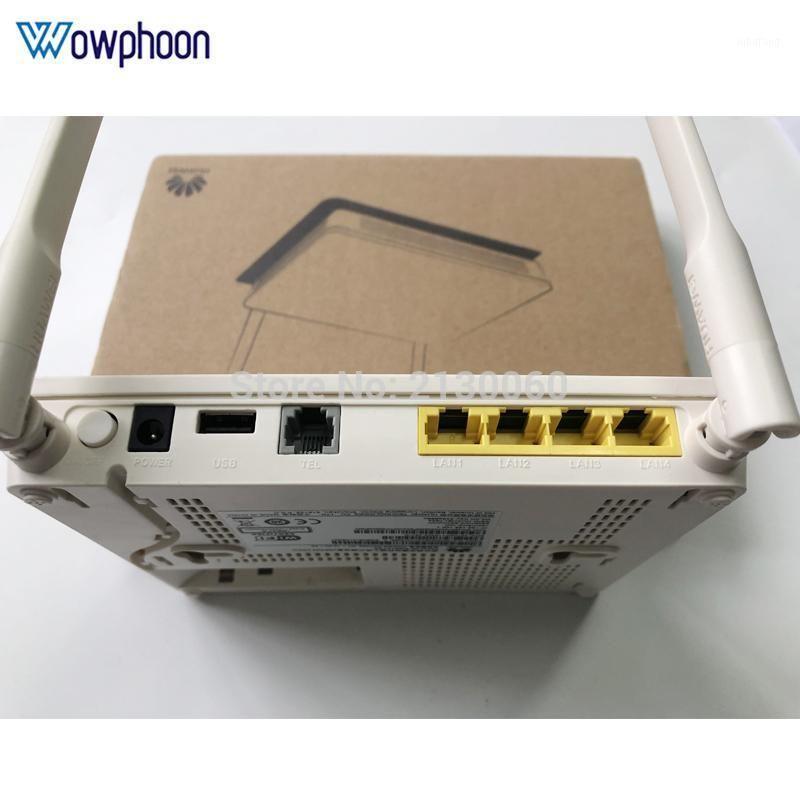 SC UPC Großhandelspreis 50pcs Huawei EG8141A5 GPON ONT ONU 1GE + 3FE + WiFi Modem, 100% neue englische Firmware mit Netzteil1