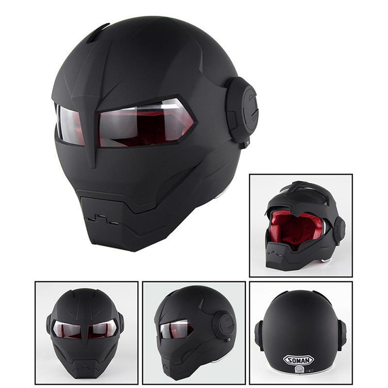 Máscara do capacete do motor do motor do cruzador do capacete do capacete da motocicleta da motocicleta