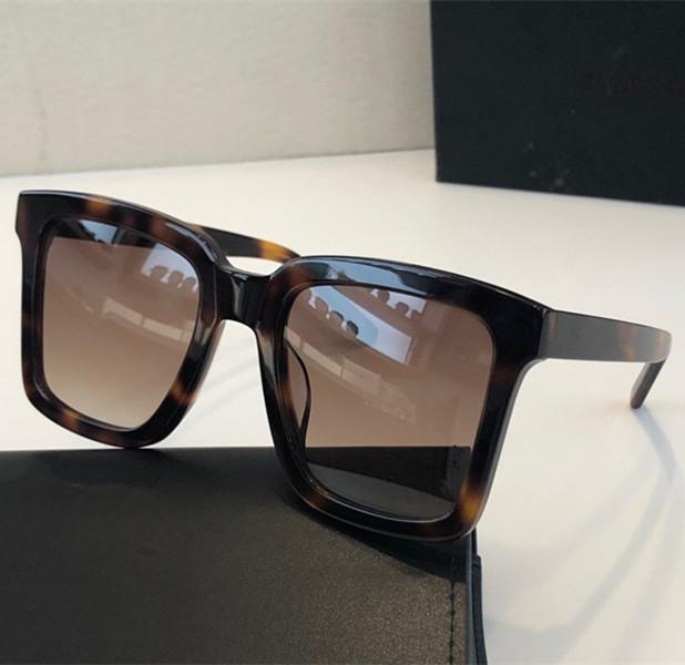 Kadınlar için 522 Güneş Gözlüğü Moda Deisnger Popüler Tam Çerçeve UV400 Lens Yaz Tarzı Büyük Kare Çerçeve En Kaliteli Kılıf Ile Gel