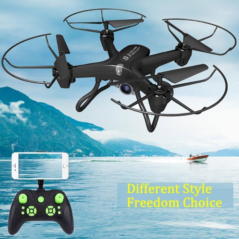 RC Drone FPV Wifi RC Quadcopter with optional Camera RTF 2.4GHz Headless Mode Real Time Video ASSOT1