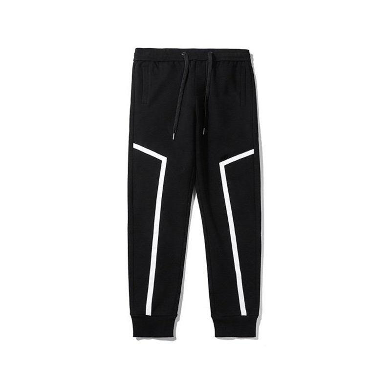 Fashion Men Women Joggers Sweatpants 2020 Mens Autumn Winter Letter Printed Track Pants 20ss Womens High Quality Street Sports Trousers