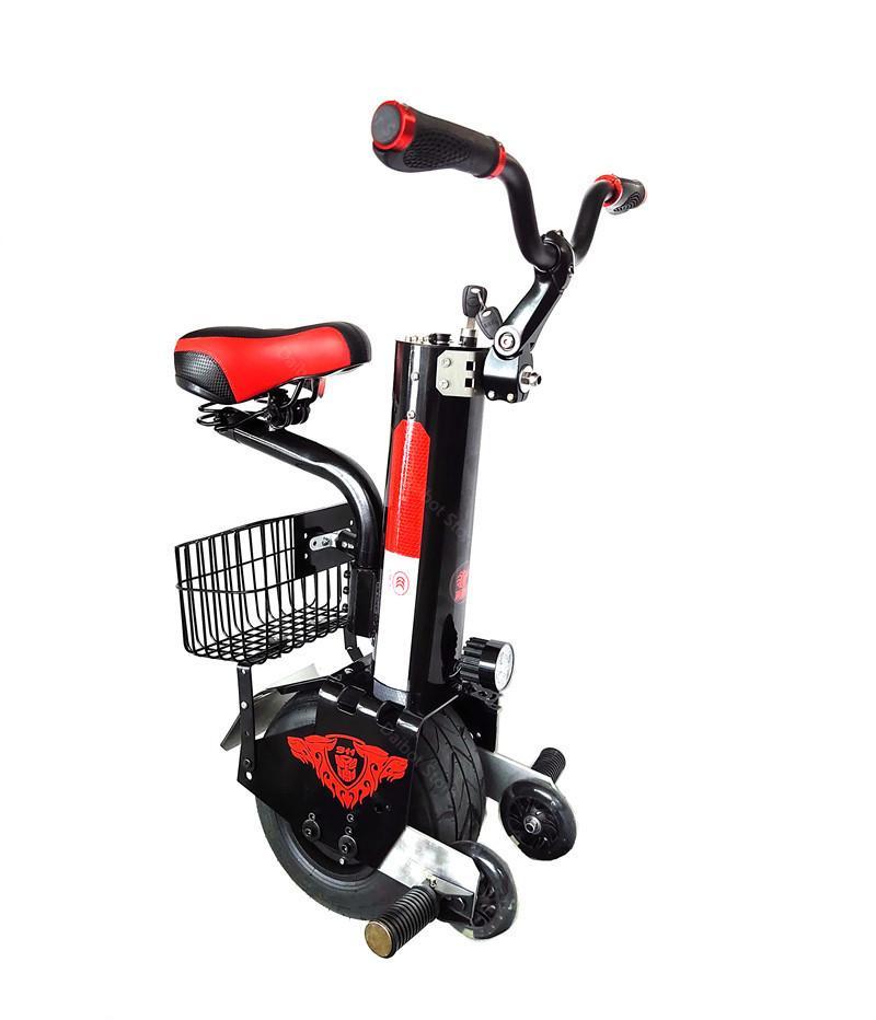 Daibot Neuer elektrischer Unicycle-Roller 60V-Selbstausgleichungsroller Reichweite 30km / 45km / 60km Leistungsstarker elektrischer Roller für Erwachsene / Frauen