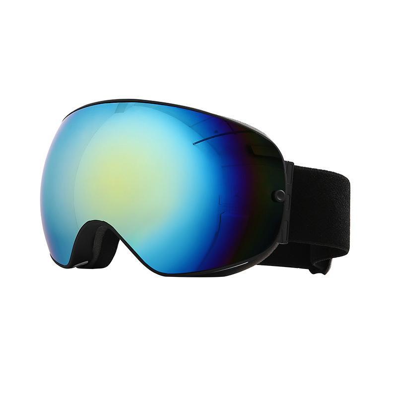 Лыжные очки UV400 очки снежные очки взрослые открытый спорт F1222