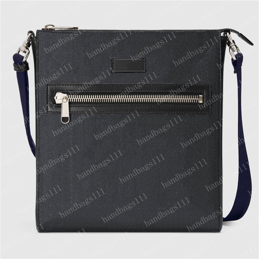 Messenger Bag Homens Crossbody Cross Body Homens Bolsas Crossbody Bag Bolsa de Embraiagem de Couro Bolsa Fashion Wallet Faixão 21cm / 27cm