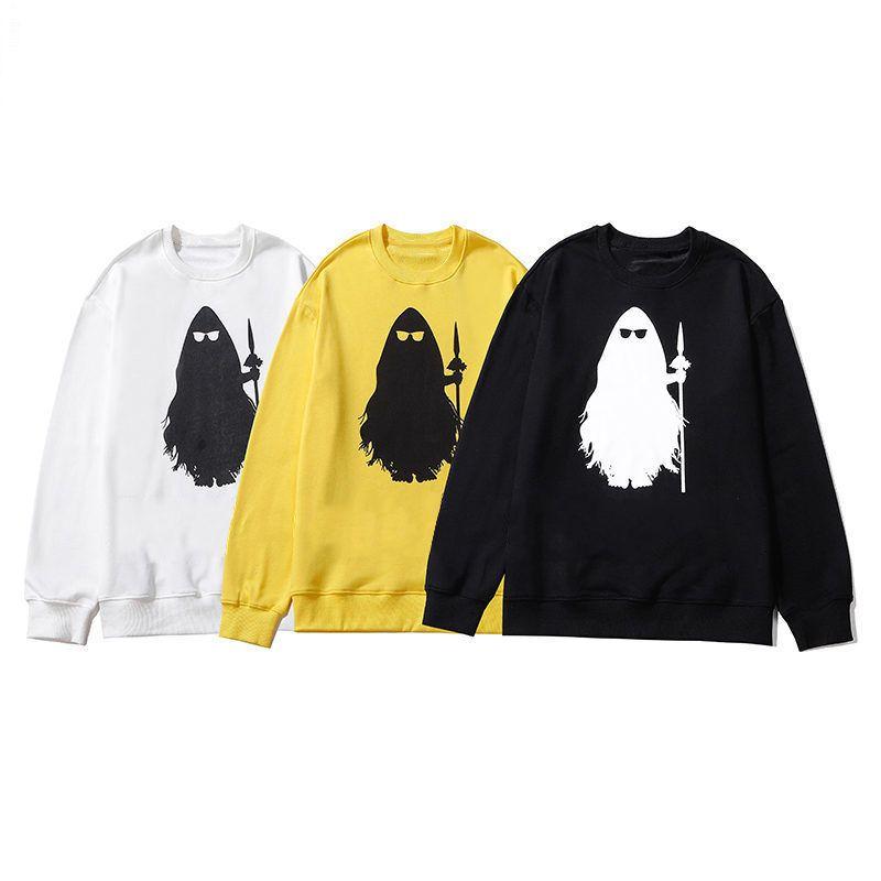 Fashion Men Women Sweatshirt 2020 Mens Womens Autumn Winter Paris Sweatshirts 20ss High Quality Animal Printed Pullover Clothes Coat