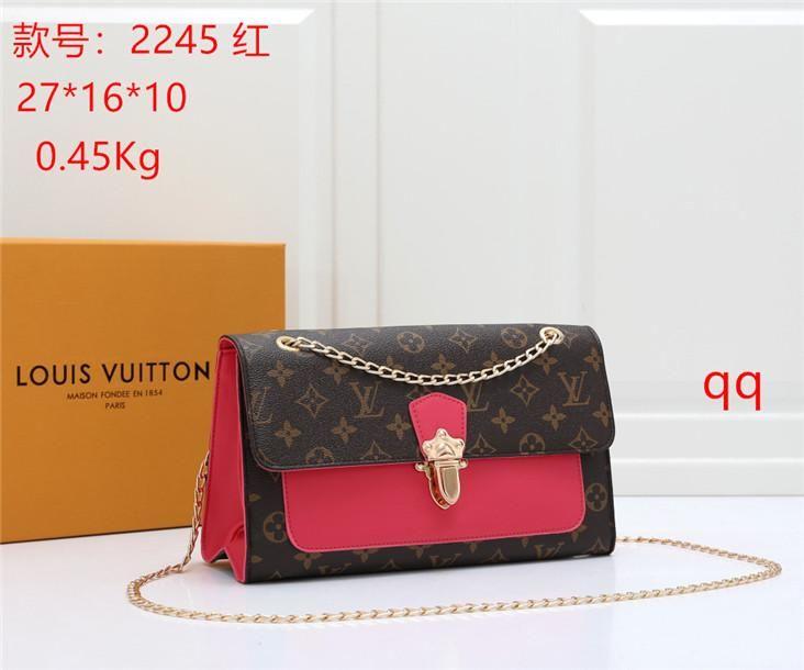 2020 стили сумки моды кожаные сумки женщины плеча Tote сумки Lady сумки сумки кошелек # MC2245