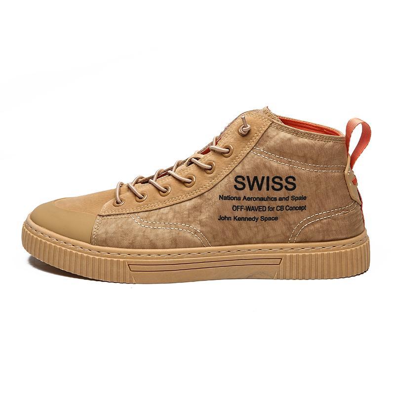 Hombres de alta calidad para hombres zapatos de lona zapatos planos negro blanco trigo otoño caminando diseñador para hombres para mujer zapatos casuales