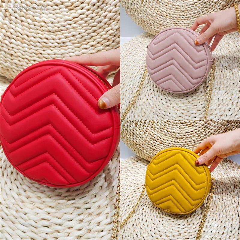 QSFN Fashion Cloud Piccolo Round Donne Versatile Small Xiangfeng Torta rotonda Alta Designer Qualità Luxurious Single Bagshould Bagshould Bags
