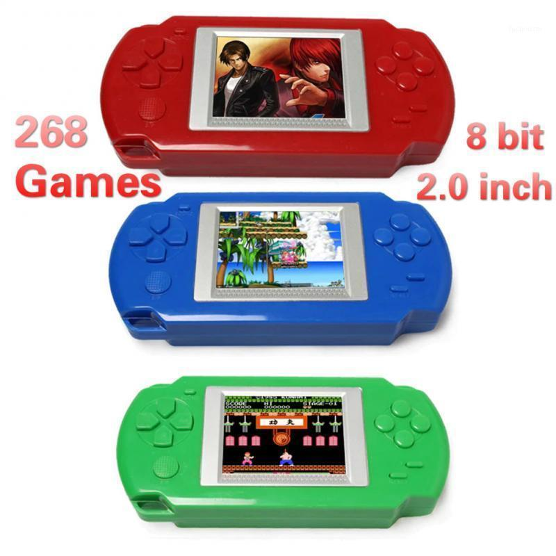 mini Handheld Game Player Built-in 268 Games Portable Video 2.0'' Handheld Player For Family Children's gifts1