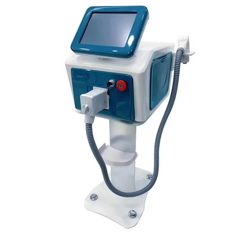 FDA CE aprobado la depilación láser de diodo 808 755 1064 / 808nm láser permanente del pelo láser para la eliminación / diodo para la depilación